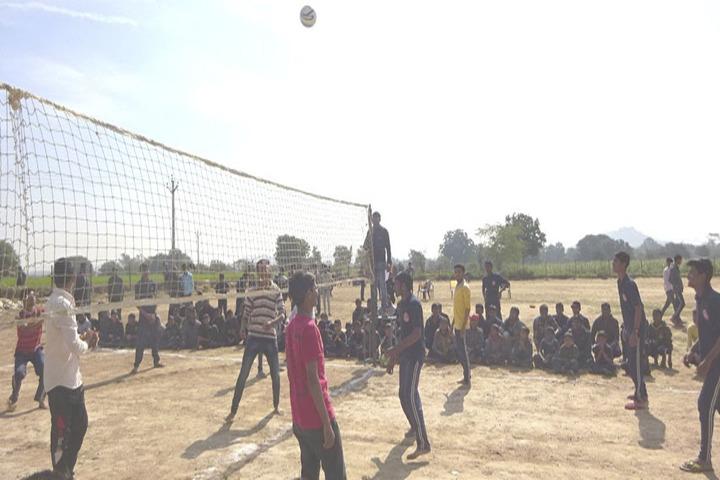 New Saraswati Children Academy-Sports
