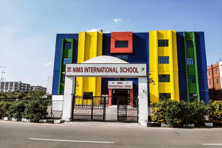 Nims International School-Campus View