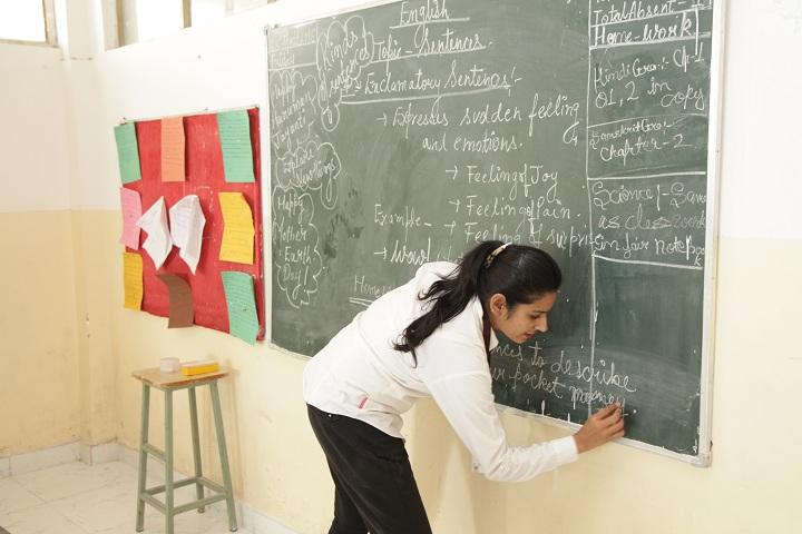 Nims International School-Classroom