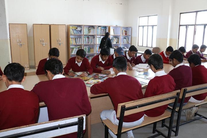Nims International School-Library