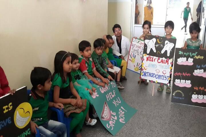 Nims International School-Green Day
