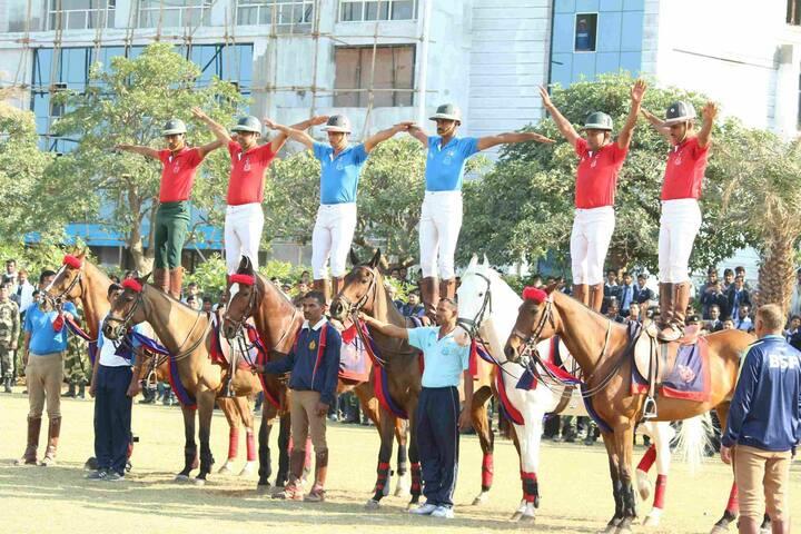 Nims International School-Sports Day