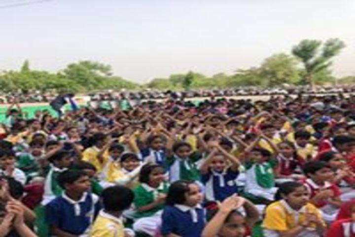 Noble International School-Assembly
