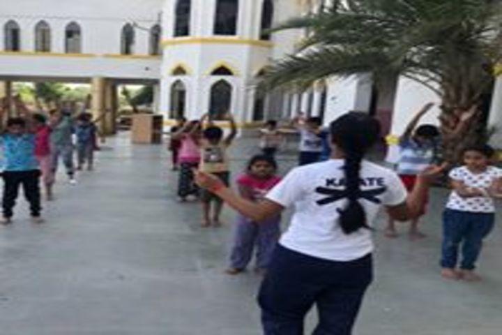 Noble International School-Exercise