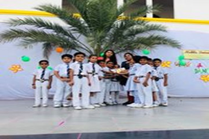 Noble International School-Independence Day