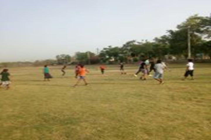 Noble International School-Play ground