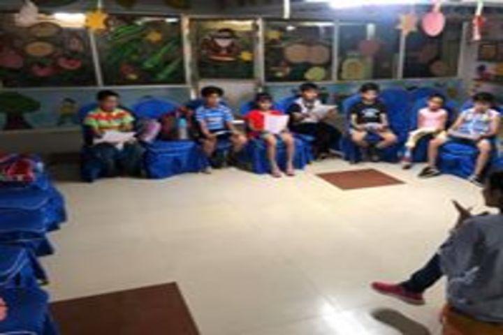Noble International School-Primary Room