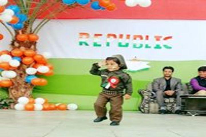 Noble International School-Republic Day