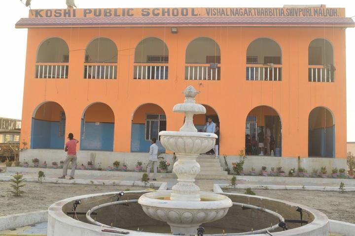 Koshi Public School-School Campus