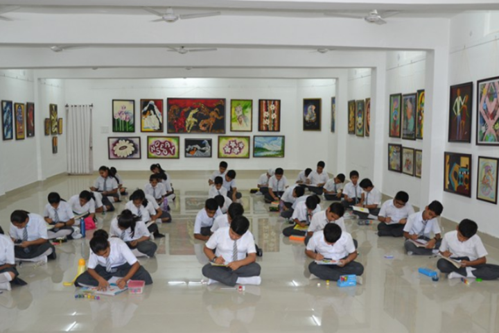 Nosegay Public School-Arts Room