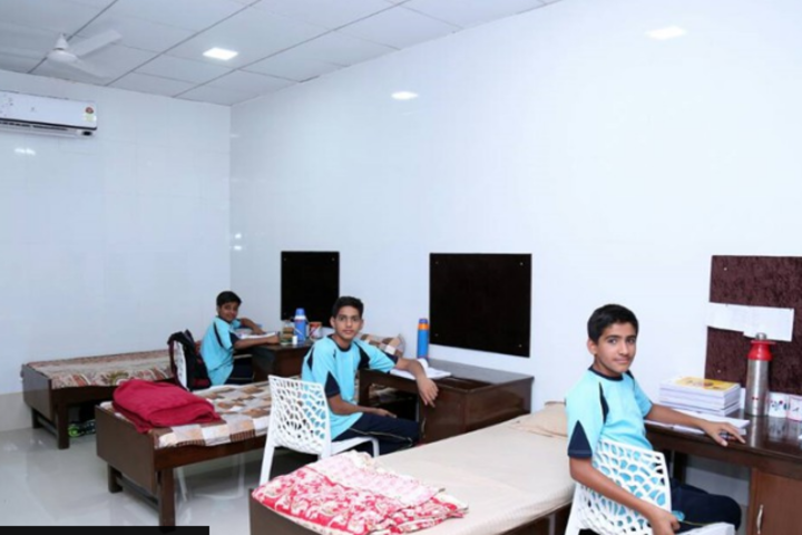 Nosegay Public School-Hostel Room