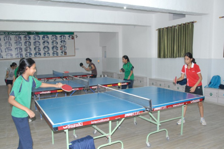 Nosegay Public School-Indoor Games