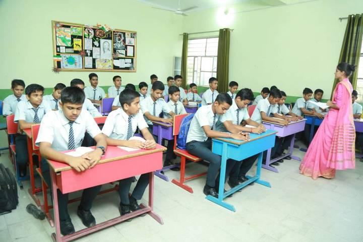 Oasis Sainik School-Classroom