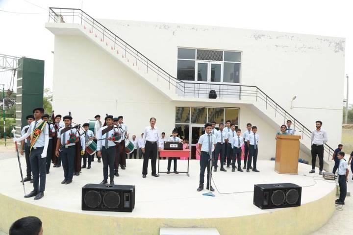 Oasis Sainik School-Event
