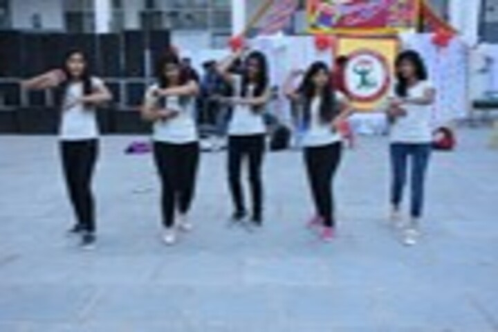 Oxford International Academy-Dance