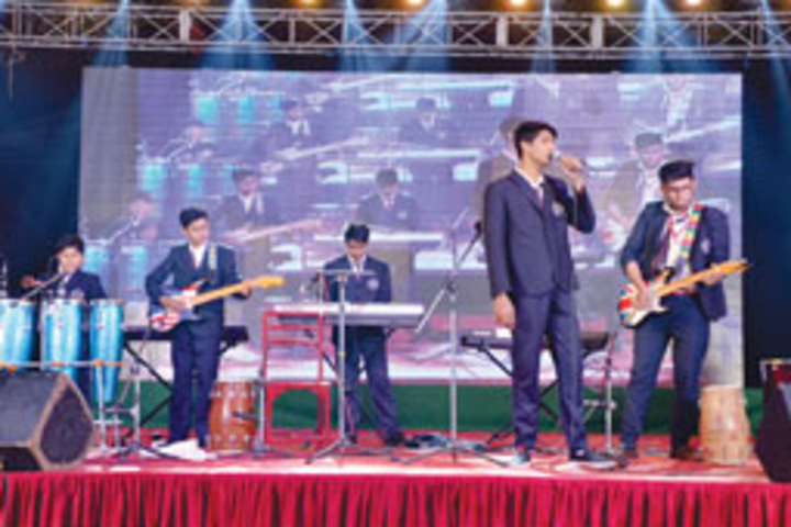 Oxford International Public School-Music