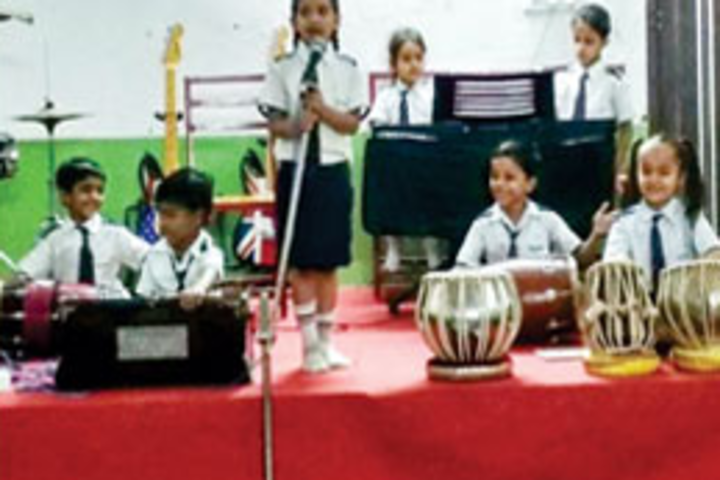 Oxford International Public School-Primary Music