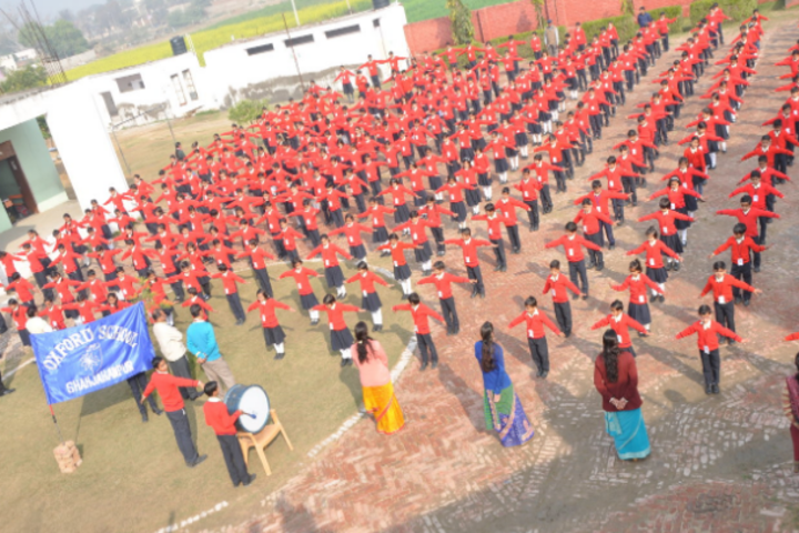 Oxford Public Secondary School-Assembly