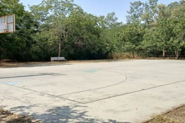 Padma Binani Public School-Basket ball court