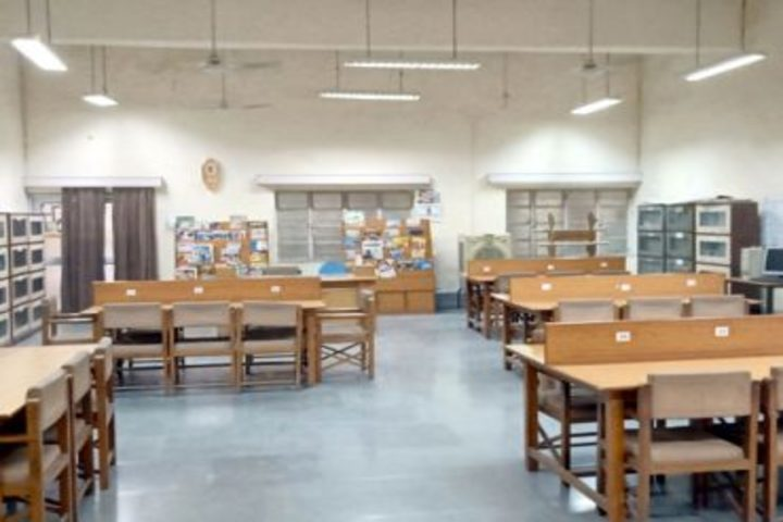 Padma Binani Public School-Library