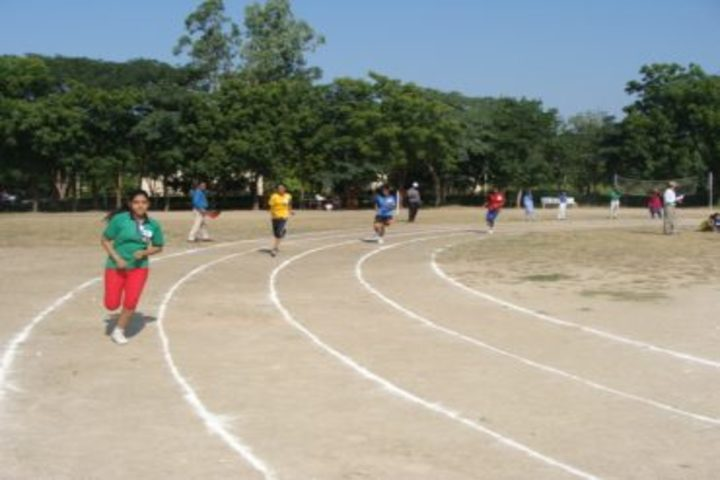 Padma Binani Public School-Sports