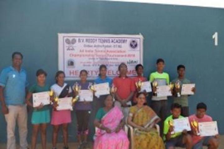 B V Reddy Senior Secondary School-Achievement