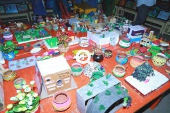 B V Reddy Senior Secondary School-Arts and Crafts