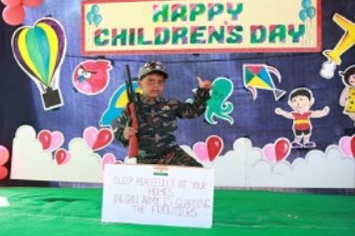 B V Reddy Senior Secondary School-Childrens Celebrations
