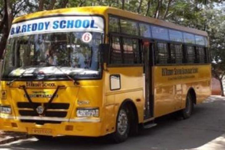 B V Reddy Senior Secondary School-Transportation