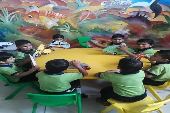 Paramlakshya World School-Activity