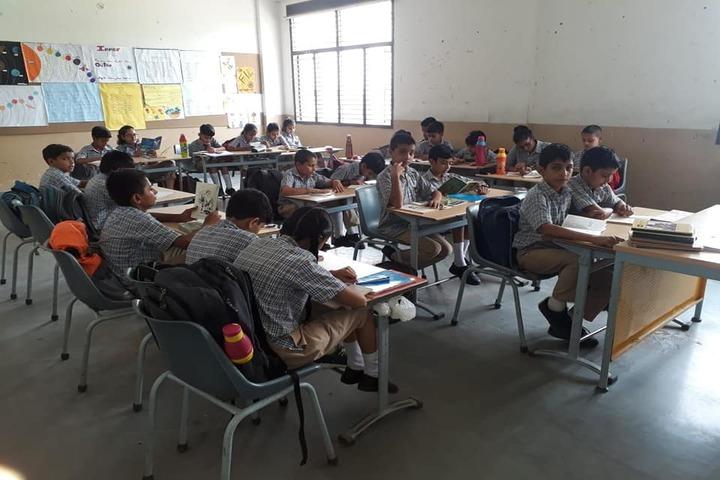Paramlakshya World School-Classroom