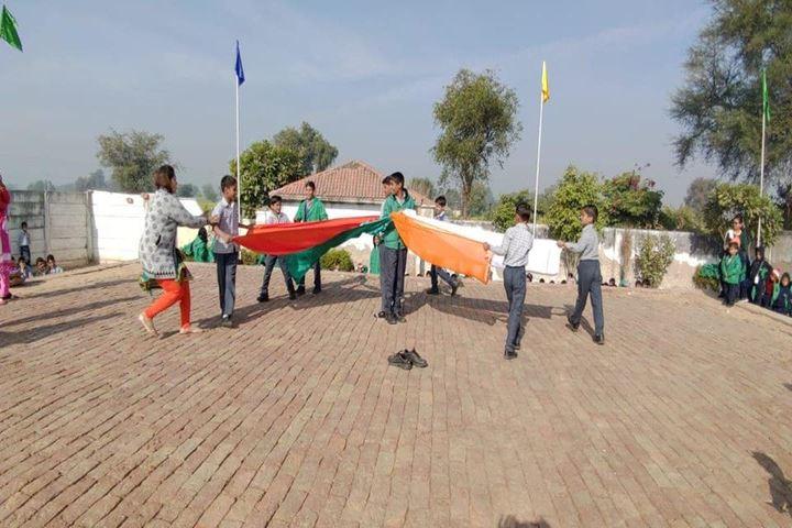Paramlakshya World School-Independence Day