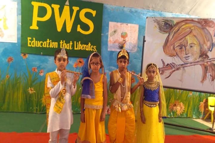 Paramlakshya World School-Janamastami Celebrations