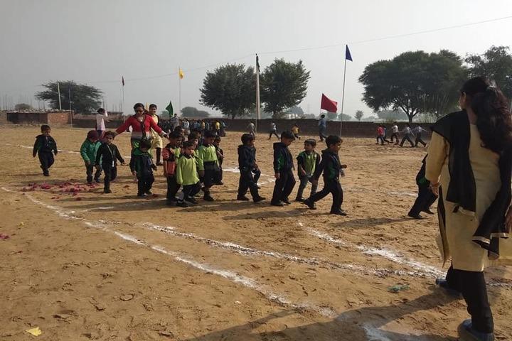 Paramlakshya World School-Playground