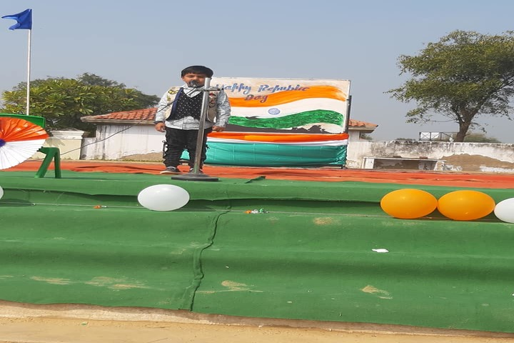 Paramlakshya World School-Republic Day