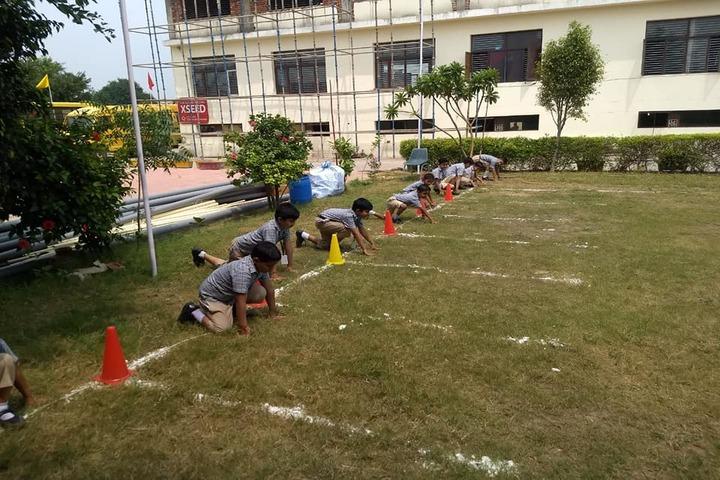 Paramlakshya World School-Sports Day