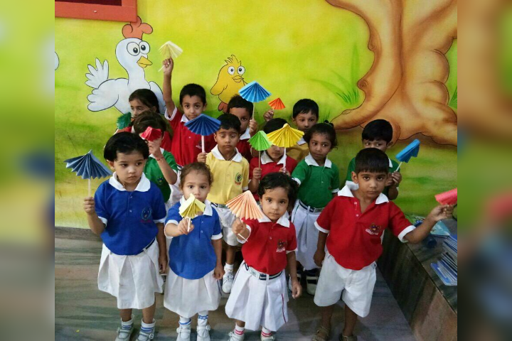 Art Activity in the Primary Class