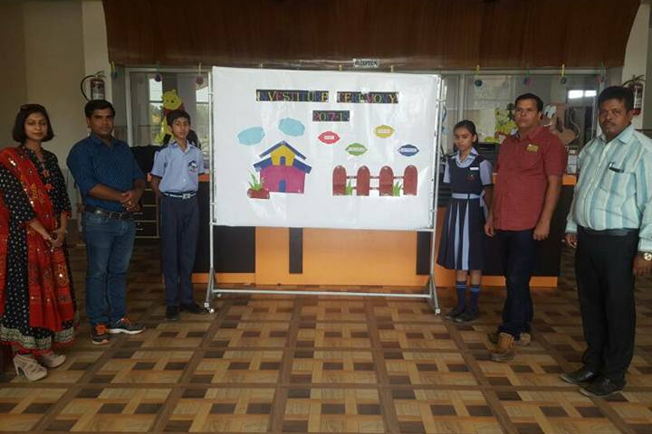 Investiture Ceremony in the School