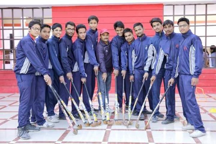 Paras International English School-Sports team