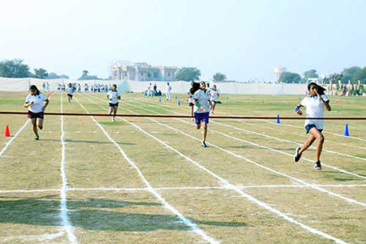 Paras International English School-Sports