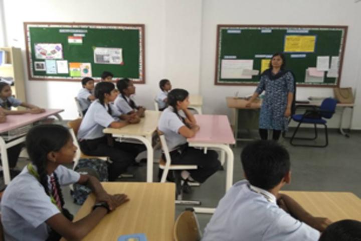 Pearson School-Classroom
