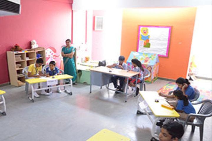 Pearson School-Primary Class activity