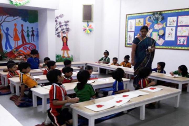 Pearson School-Primary Classroom