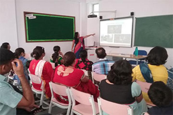 Pearson School-Smart Classroom