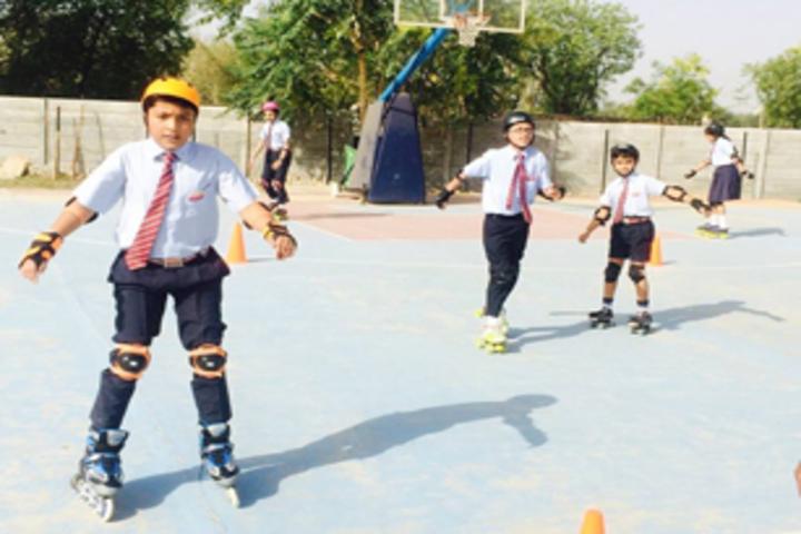 Pearson School-Sports