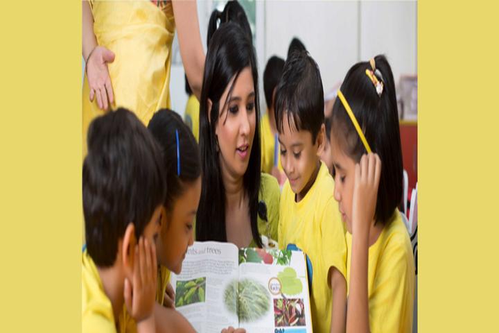 Podar World School-Class Activities
