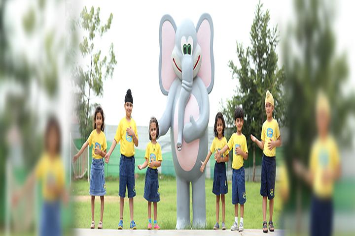 Podar World School-Tour