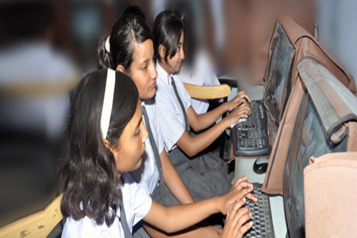 Polkaji Shikshan Sansthan-Computer Lab