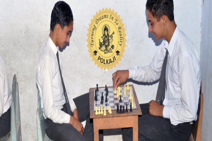 Polkaji Shikshan Sansthan-Indoor Games