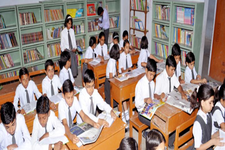 Polkaji Shikshan Sansthan-Library